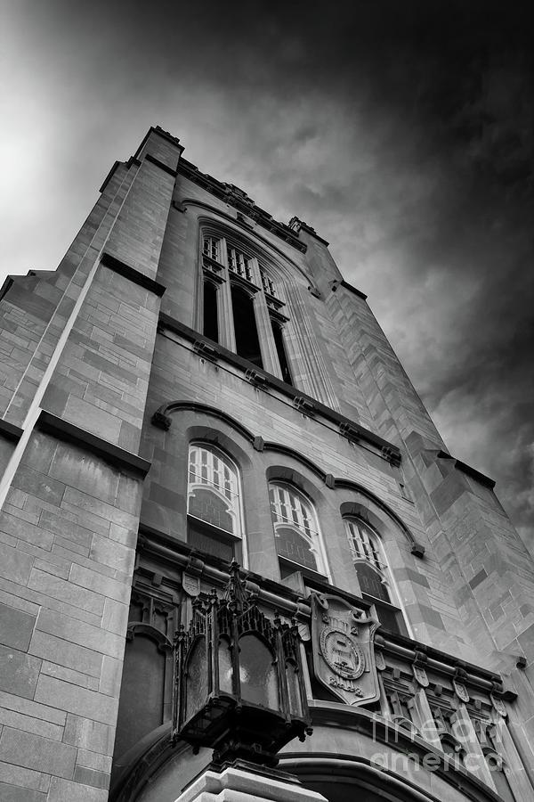 Skinner Memorial Chapel No.3 by Jimmy Ostgard