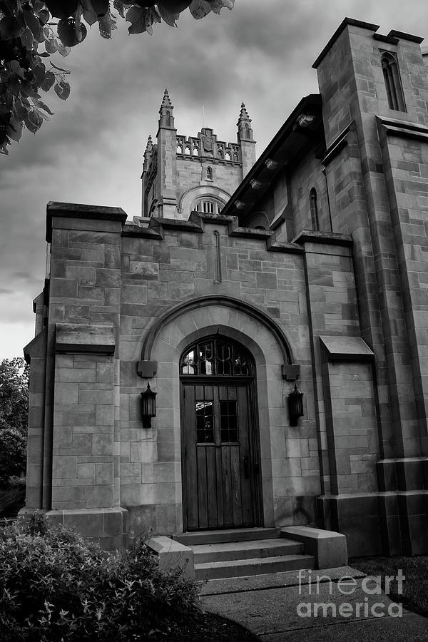Skinner Memorial Chapel No.4 by Jimmy Ostgard