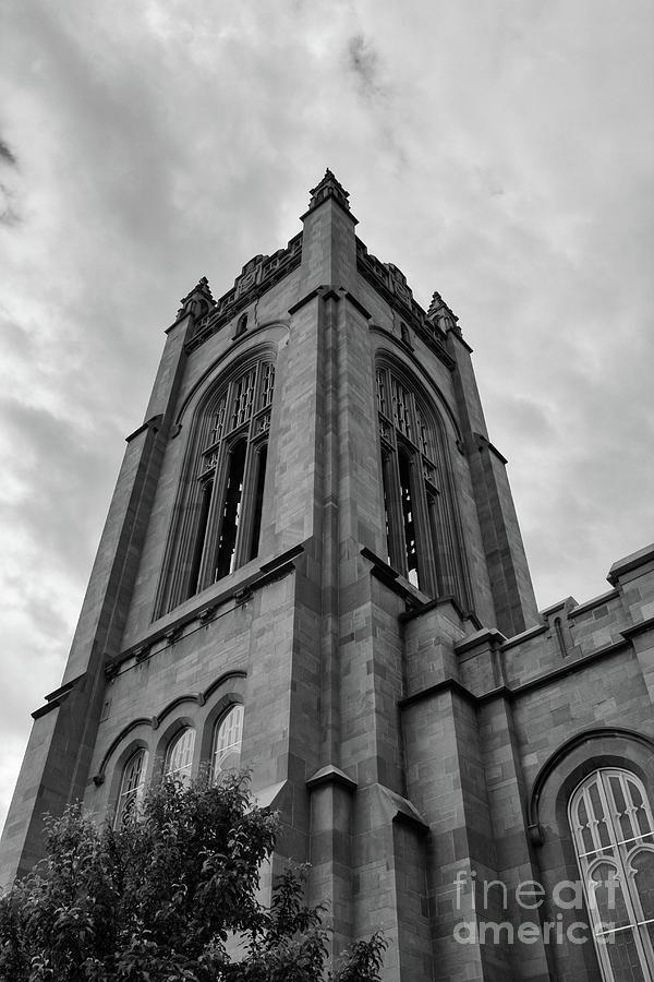 Skinner Memorial Chapel No.1 by Jimmy Ostgard