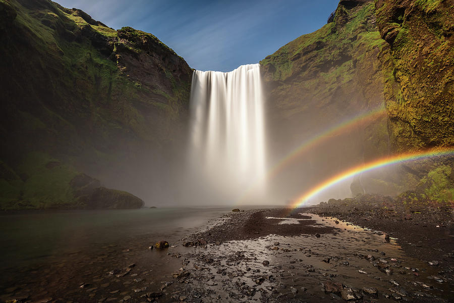 Skogafoss Dream of Iceland by Pierre Leclerc Photography