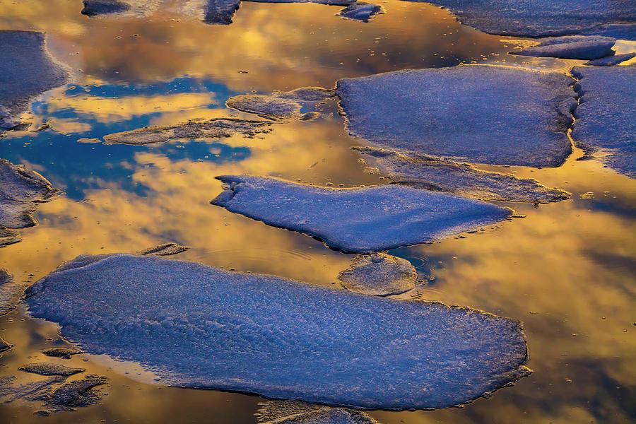 Sky Ice  by Irwin Barrett