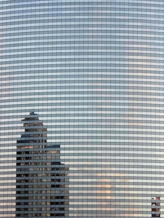 Skyscrapers Photograph - Sky Scrapers by Bruce IORIO