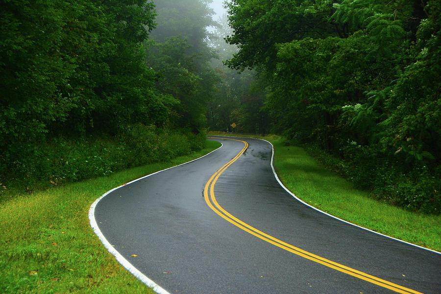 Skyland Drive South District by Raymond Salani III