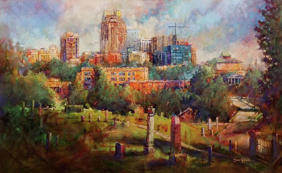 Skyline Rest Painting