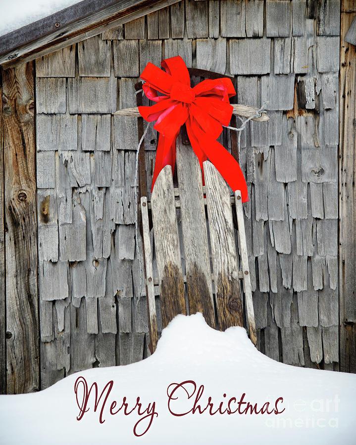 Slay Merry Christmas Photograph