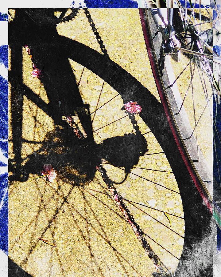 Bicycle Wheels Digital Art - Sledgehammer  by Sharon Green