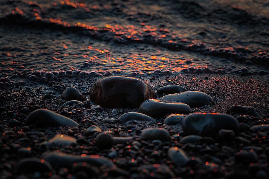 Sleeping Bear Bay 5 by Heather Kenward