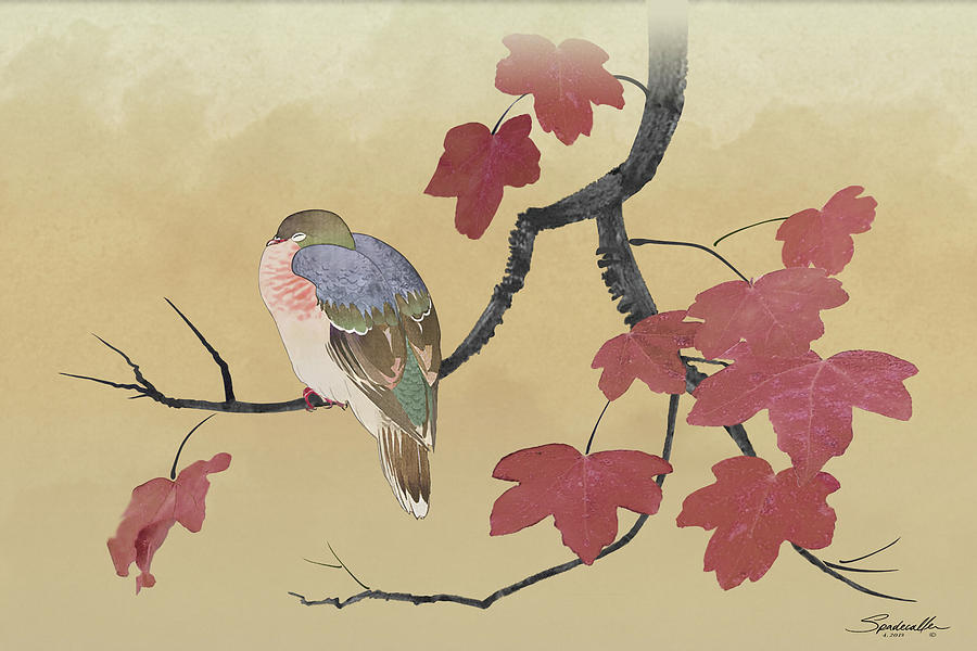 Sleeping Bird by Spadecaller