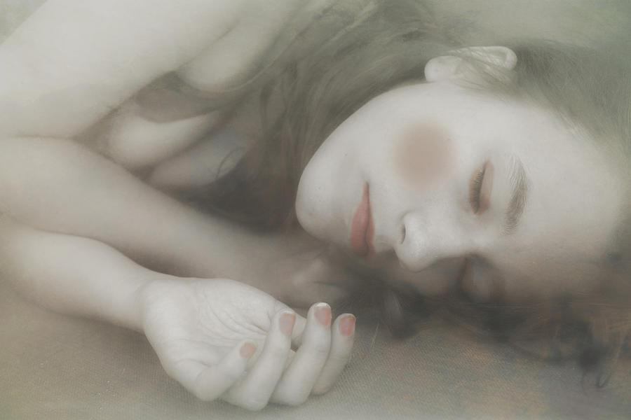 Sleeping Doll Photograph by Michel Romaggi