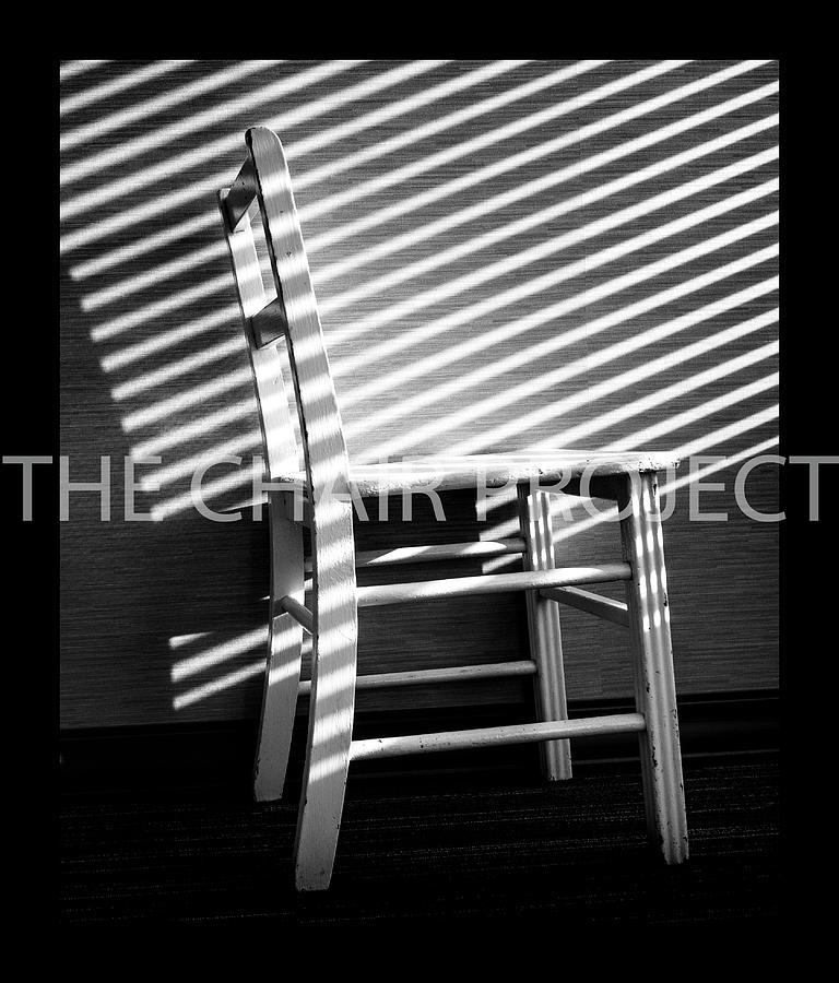 Sliced Up / The Chair Project by Dutch Bieber