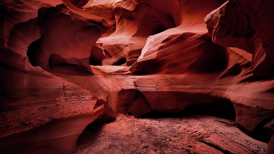 Slot Canyon Photograph