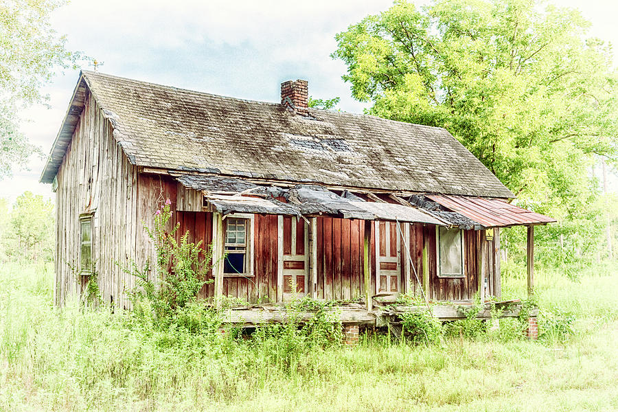 Small Farm House #1350 by Susan Yerry