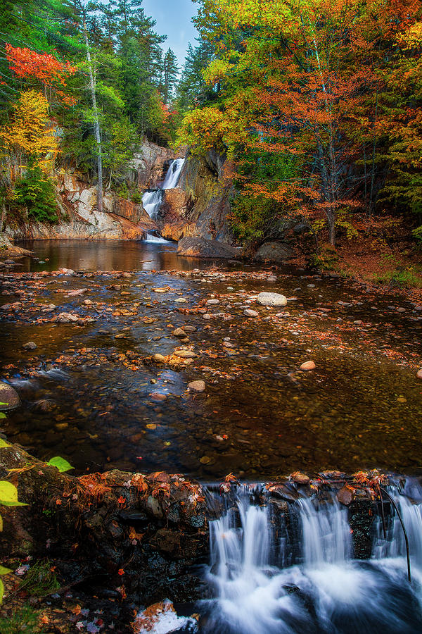 Smalls Falls by Mark Papke