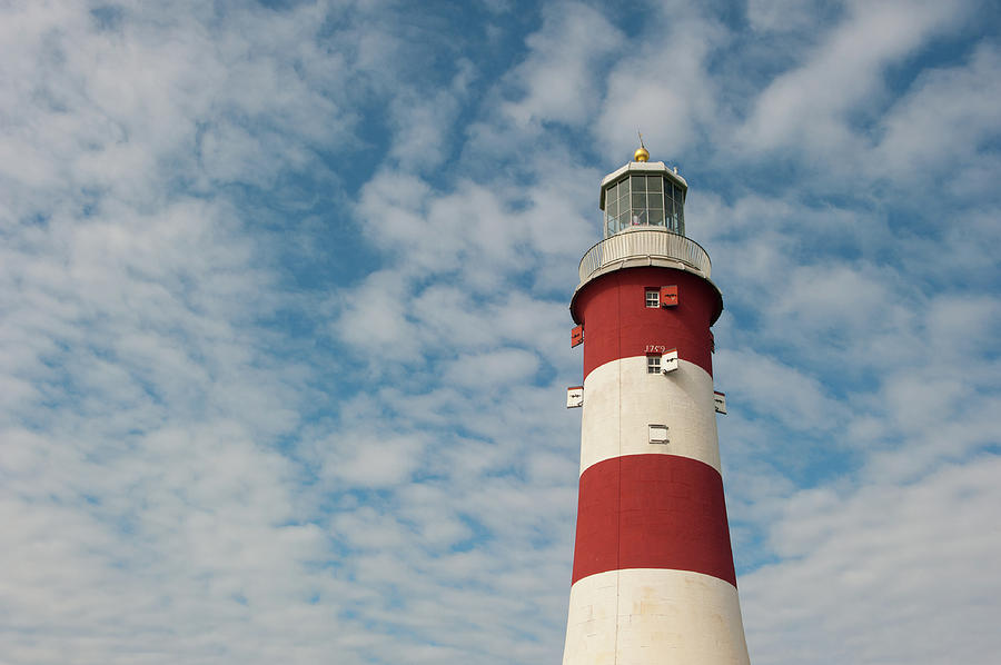 Smeaton's Tower Lighthouse by Helen Northcott