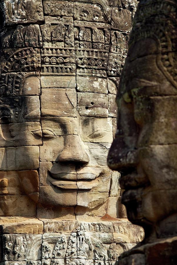 Smiling For Centuries Photograph by (c) Daniel Braun