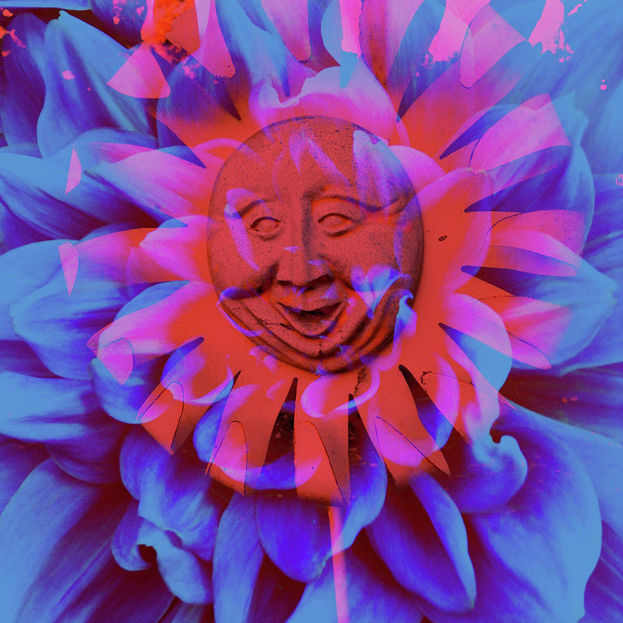 Smiling Sun by Anne Thurston