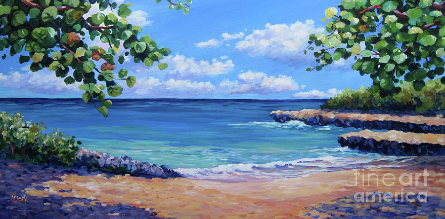 Smith Painting - Smith Cove Panoramic by John Clark