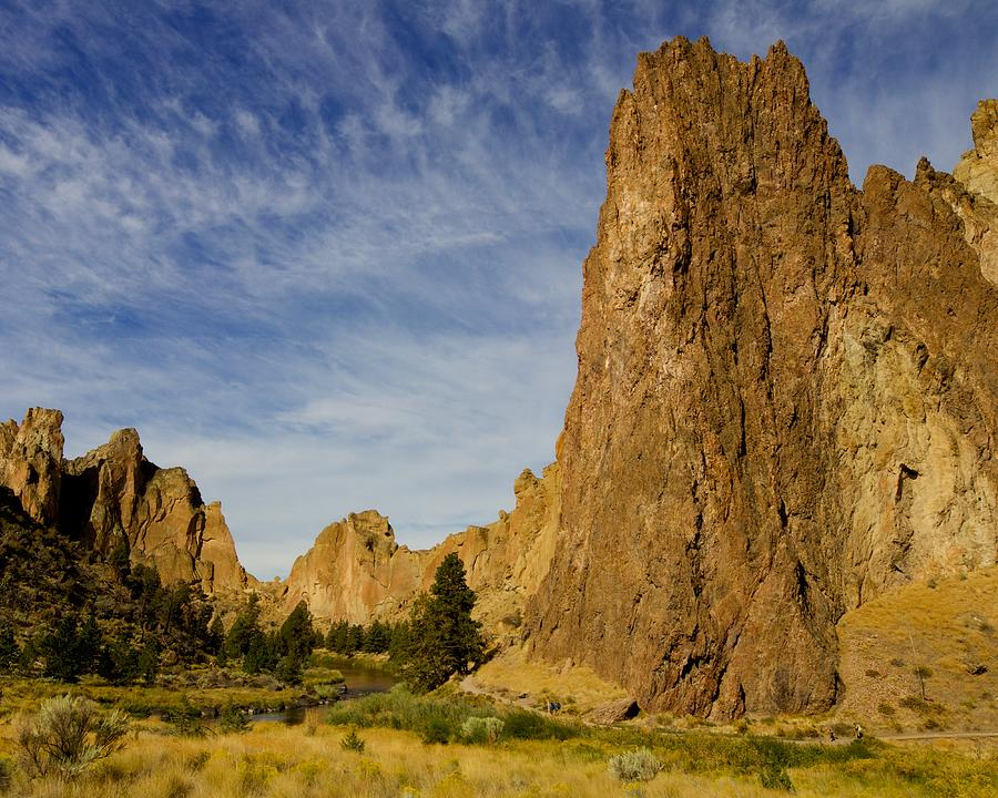 Smith Rock State Park by Todd Kreuter