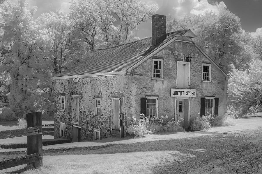 General Store Photograph - Smiths General Store by Susan Candelario