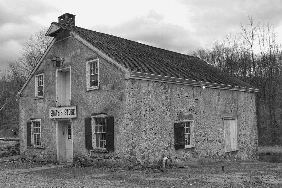 Smith's Store - Waterloo Village by Christopher Lotito