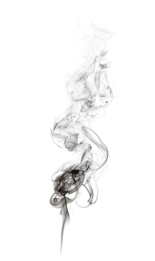 Smoke Photograph by Antagain