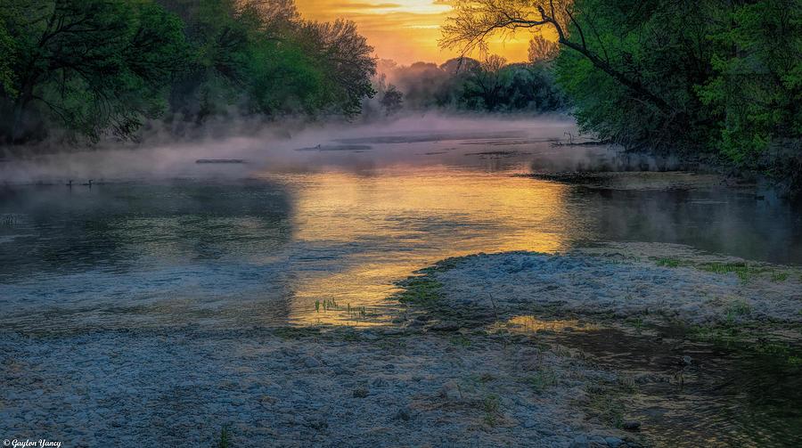 Smoke on the Water, Fire in the Sky by Gaylon Yancy