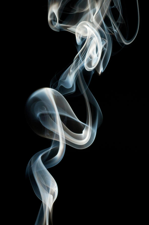 Smoke Photograph by Vando Nascimento