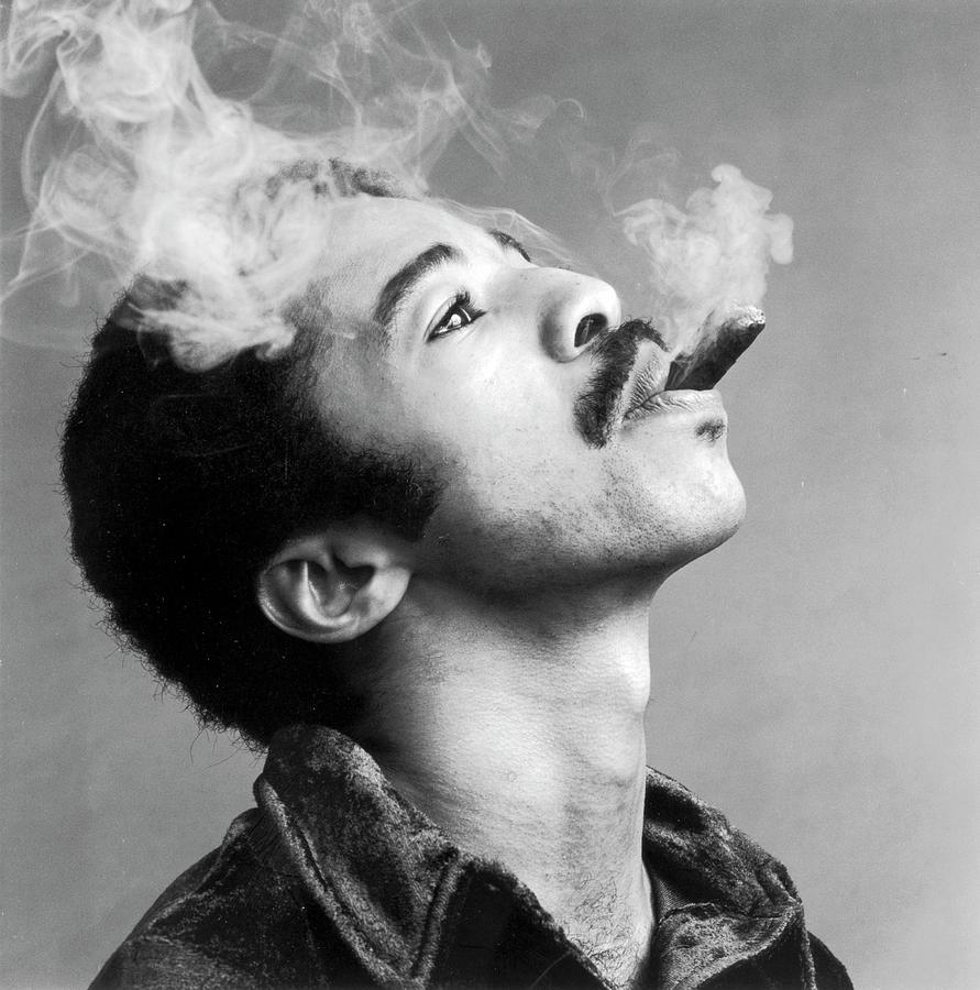Smokin Tony Williams Photograph by Jack Robinson
