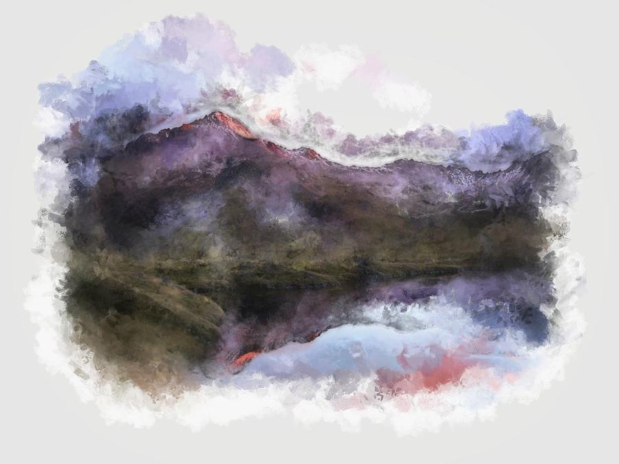 Smoky Mountain View by Mario Carini