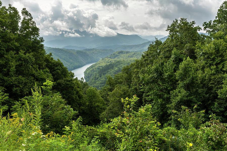 Smoky Mountains Lakeview 1 Photograph