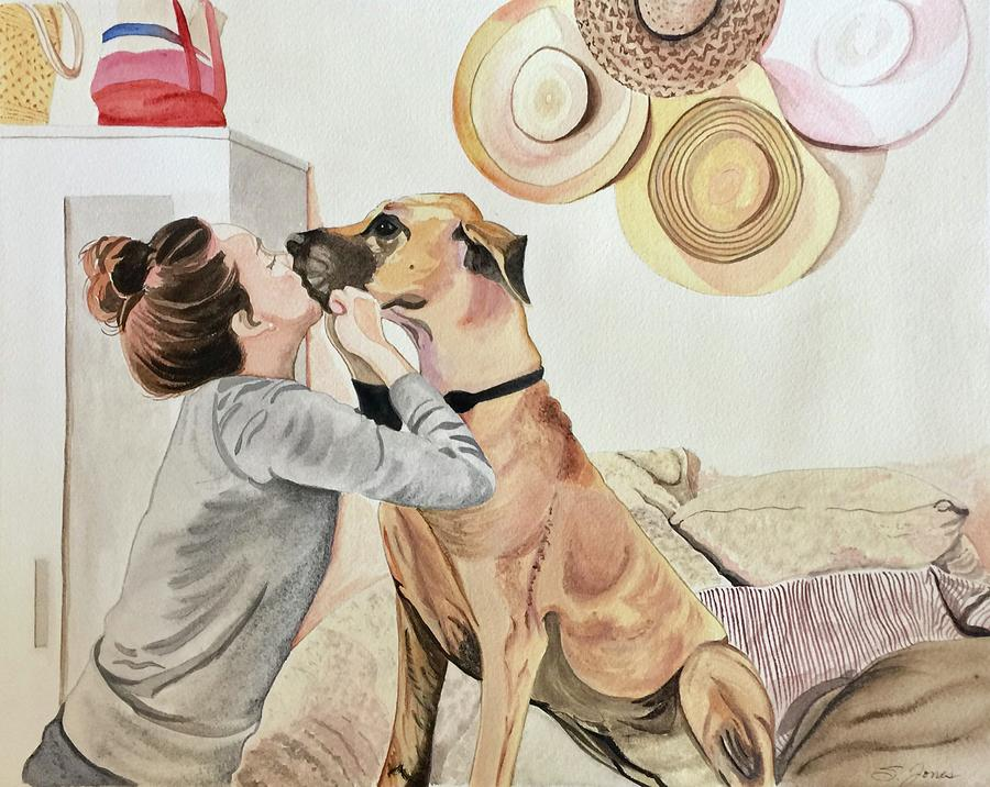 Smooch With A Pooch by Sonja Jones
