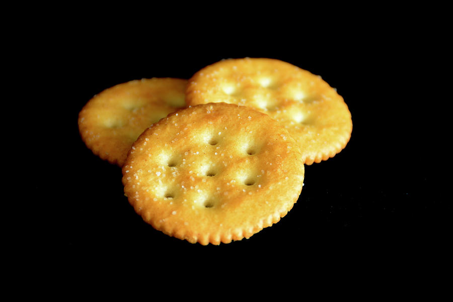 Snack Crackers-2 by Jennifer Wick