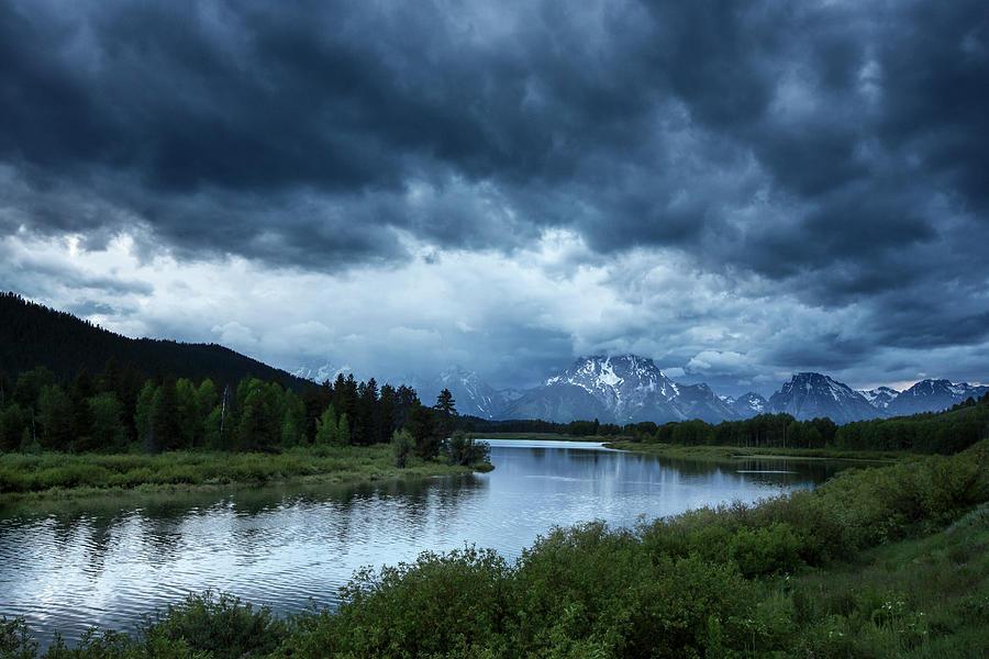 Snake River Photograph by Xavier Arnau Serrat