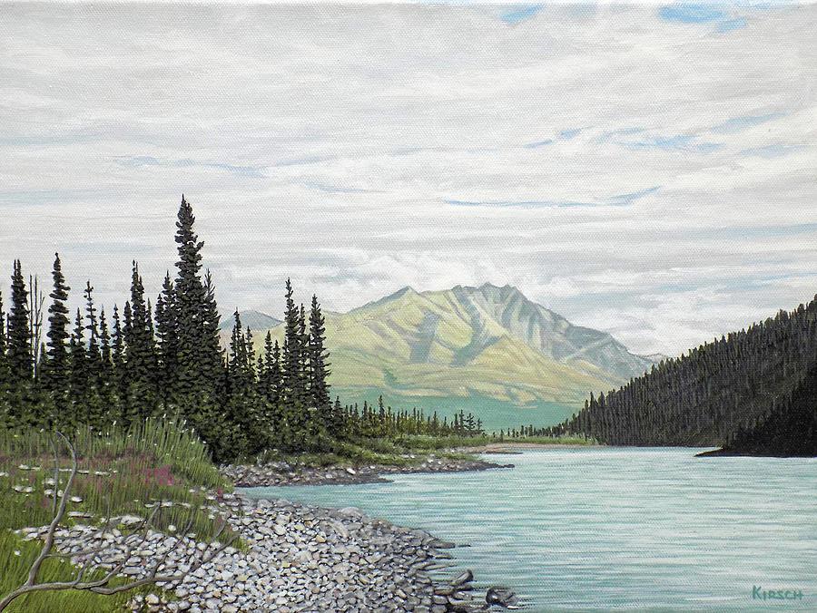 Snake River Yukon by Kenneth M Kirsch