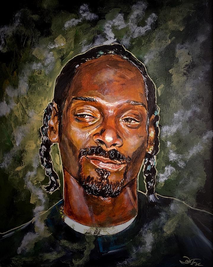 Snoop Dogg by Joel Tesch