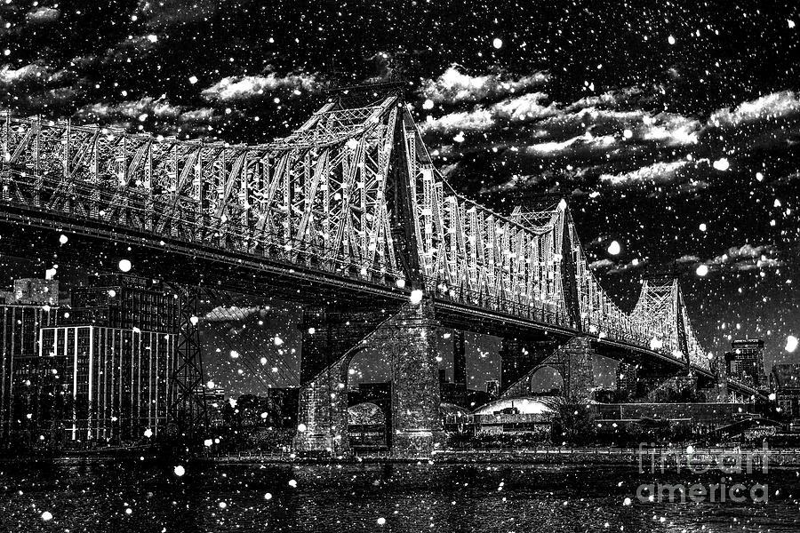 Snow Digital Art - Snow Collection Set 10 by Az Jackson
