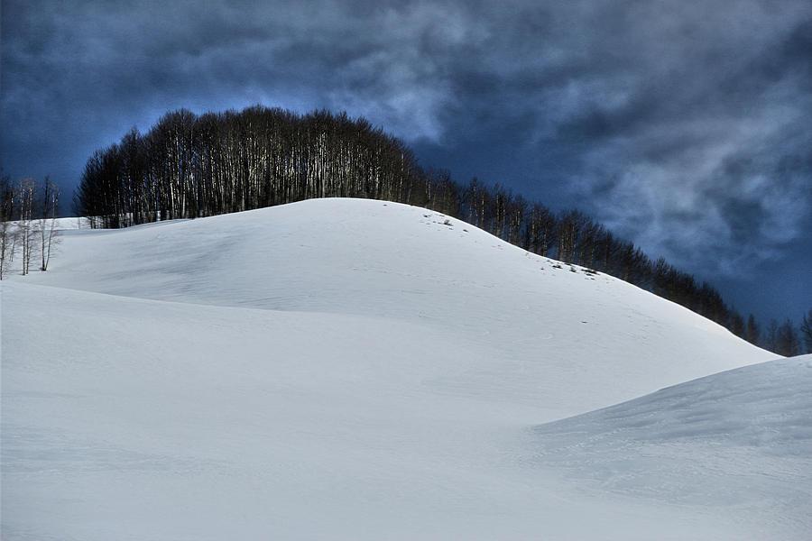 Snowfields by Marie Leslie