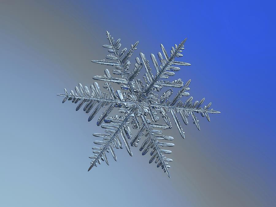 Snowflake 2016-01-21 - 1 by Alexey Kljatov