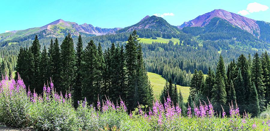 Snowmass Wilderness by Joseph Holub