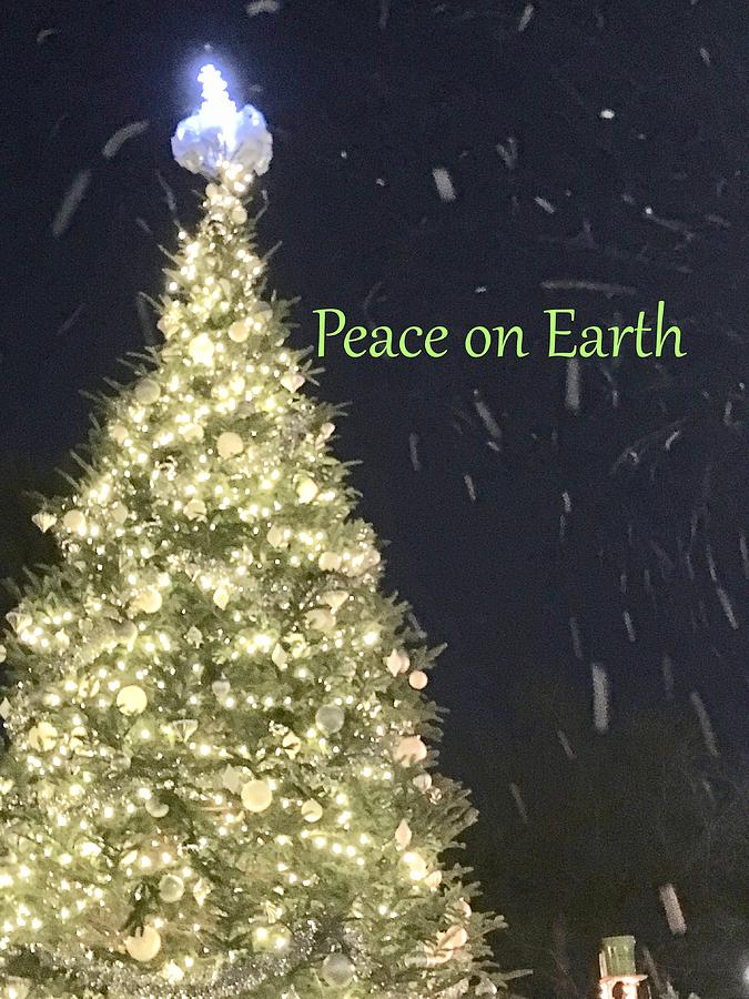 Snowy Christmas Peace by Debra Grace Addison