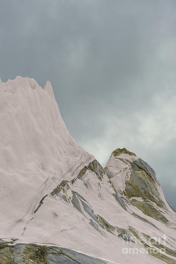 Snowy Mountain 004 by Clayton Bastiani