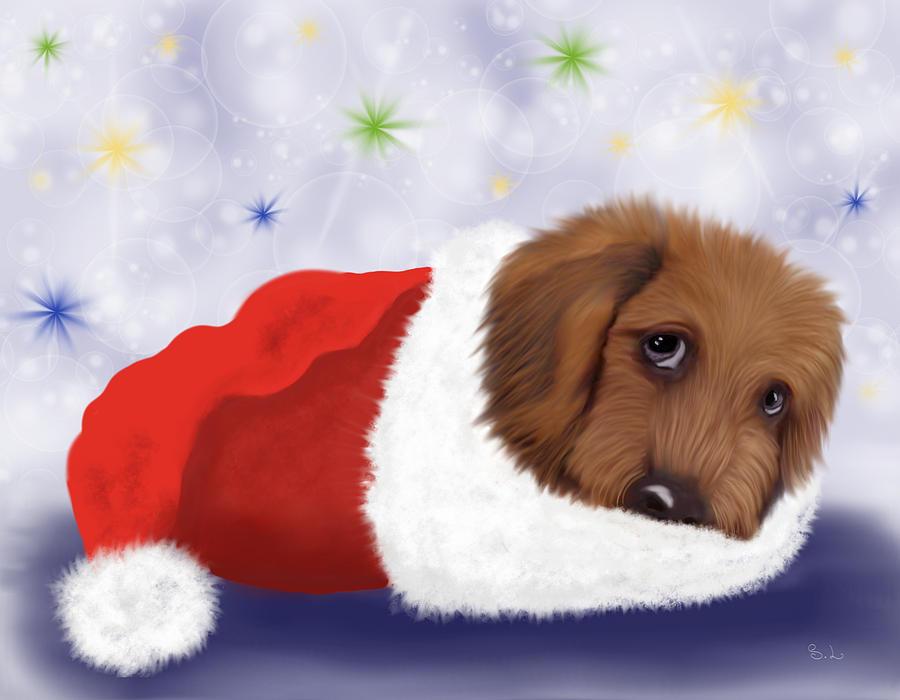 Snuggle Puppy by Sannel Larson