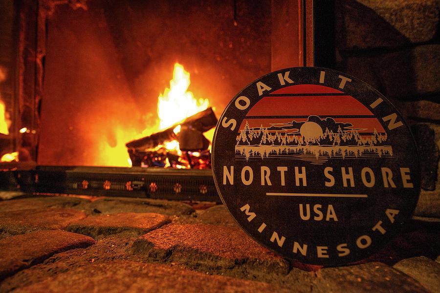 North Shore Photograph - Soak It In North Shore by Shane Mossman