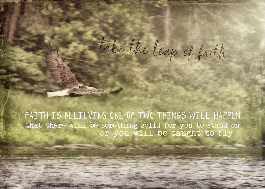 Soaring Quote Photograph