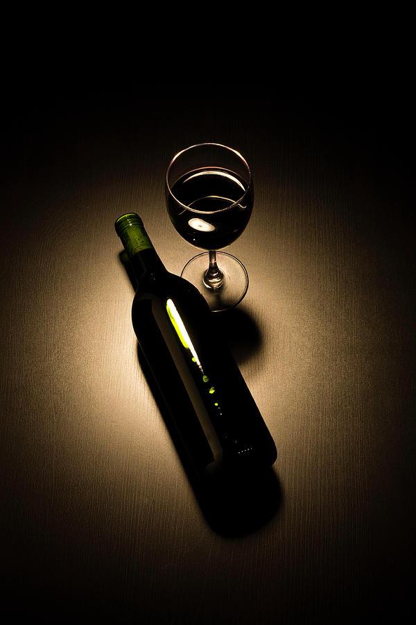 Social Drinker Photograph by Halbergman