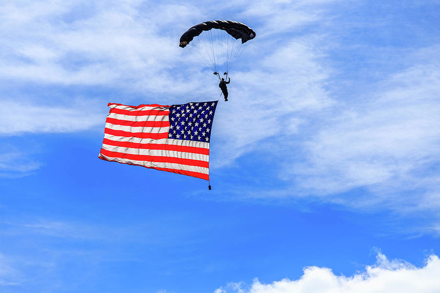 SOCOM Flag Jump by Doug Camara