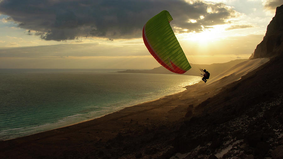Socotra_flying Photograph by Mario Eder