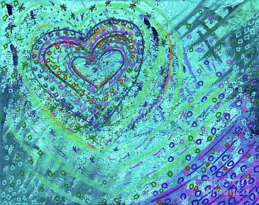 Soft Heart of Green by Corinne Carroll