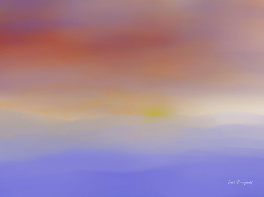 Soft Horizon by Dick Bourgault