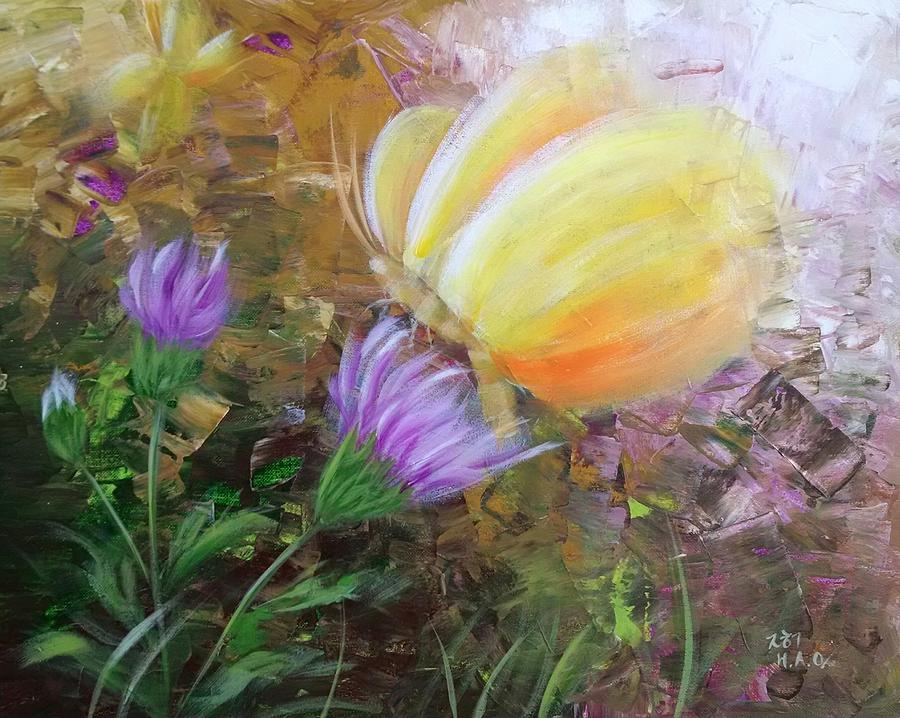 Soft Landing by Helian Osher